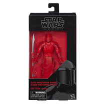 Black Series 6-inch The Last Jedi #50 Praetorian Guard (Not Mint Box)