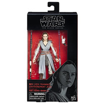 Black Series 6-inch The Last Jedi #44 Rey (Jedi Training)