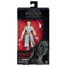 Black Series 6-inch The Last Jedi #44 Rey (Jedi Training)