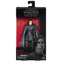 Black Series 6-inch The Last Jedi #45 Kylo Ren