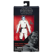 Black Series 6-inch The Last Jedi #47 Grand Admiral Thrawn