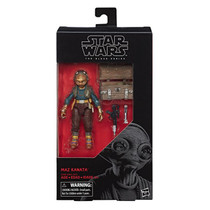 Black Series 6-inch The Last Jedi #49 Maz Kanata