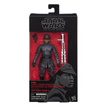 Black Series 6-inch The Last Jedi #51 Finn First Order Disguise