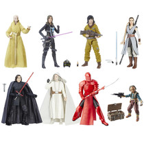 "Black Series 6"" Wave 14 Case of 8 Figures (The Last Jedi Wave 3)"