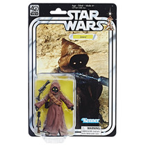 Black Series 40th Anniversary Jawa [Not Mint Box]