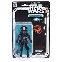 Black Series 40th Anniversary Death Squad Commnader [Not Mint Box]