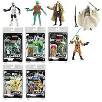 Saga 2006 Vintage Collection Wave 1 Case of 10 Figures