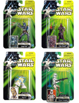 EP2 Attack of the Clones Sneak Preview Wave 1 Case of 12 Figures