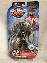 Power Rangers RPM Throttle Max Black Action Figure