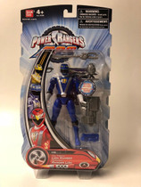 Power Rangers RPM Full Throttle Blue Action Figure