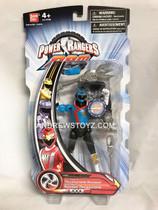 Power Rangers RPM Full Throttle Triceratops Blue Action Figure
