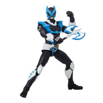 Power Rangers Legacy In Space Blue Psycho Figure