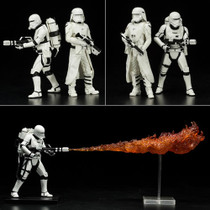 First Order Snowtrooper & Flametrooper 2-Pack ArtFX+ 1/10 Scale Statue