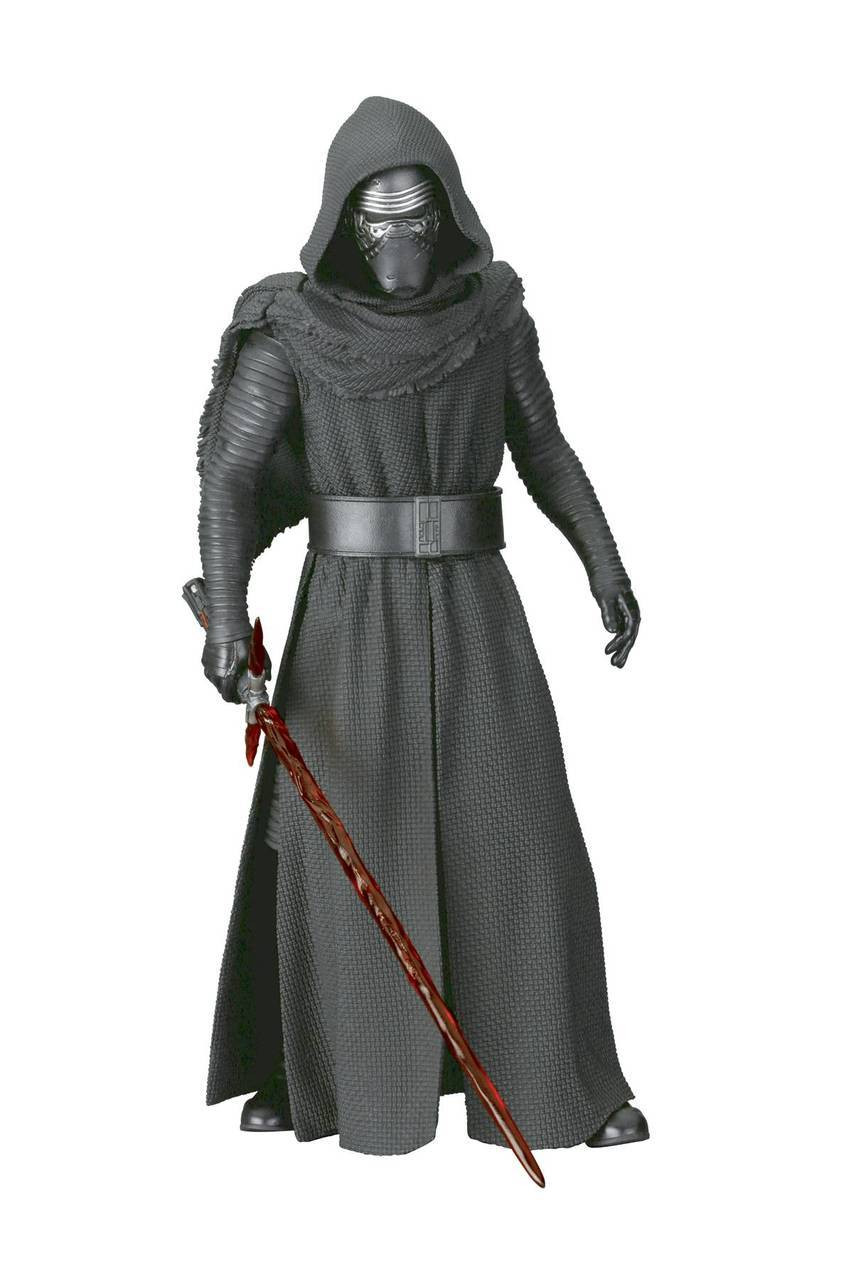 Star Wars Artfx Kylo Ren Statue 1//10 Scale Pre Painted Model Kit