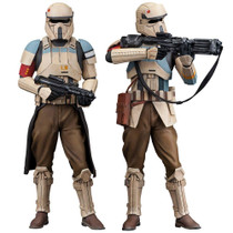 Scarif Stormtrooper 2-Pack ArtFX+ 1/10 Scale Statue