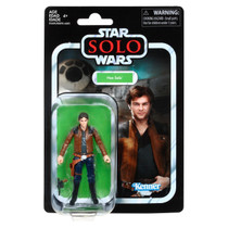 The Vintage Collection #124 Han Solo (Solo Movie)