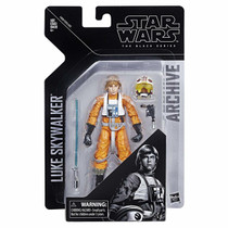 Black Series 6-inch Archive Luke Skywalker (X-Wing Pilot)