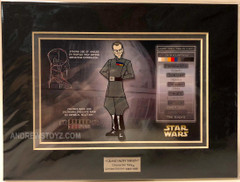 Character Key Grand Moff Tarkin (Celebration Exclusive)