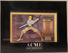 Character Key Luke Skywalker Bespin #211/750