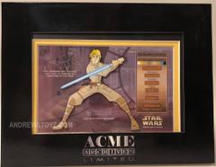 Character Key Luke Skywalker Bespin #211/750