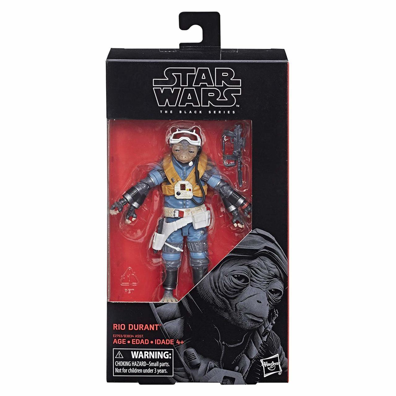 "Star Wars The Black Series Dengar 6/"" Figure #74 New"