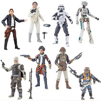 "Black Series 6"" Wave 19 Case of 8 Figures"