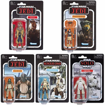 The Vintage Collection Wave 4 Case of 8 Figures