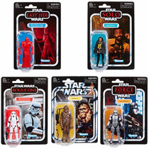 The Vintage Collection Wave 6 Case of 8 Figures