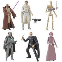 Black Series 6-inch Wave 20 Set of 6 Figures