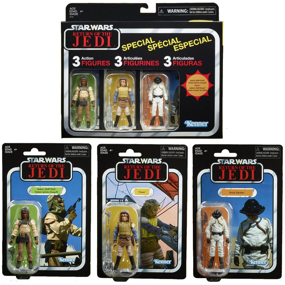 3c50d6923aa8 Vintage Collection Skiff Guard Action Figure 3-Pack (Exclusive ...
