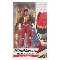Power Rangers Lightning Collection Dino Charge Red Ranger 6-inch Figure