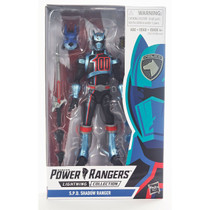Power Rangers Lightning Collection SPD Shadow Ranger 6-inch Figure
