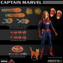 One:12 Captain Marvel Movie Collective Figure