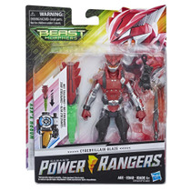 Power Rangers Beast Morphers 6-inch Cybervillain Blaze Figure