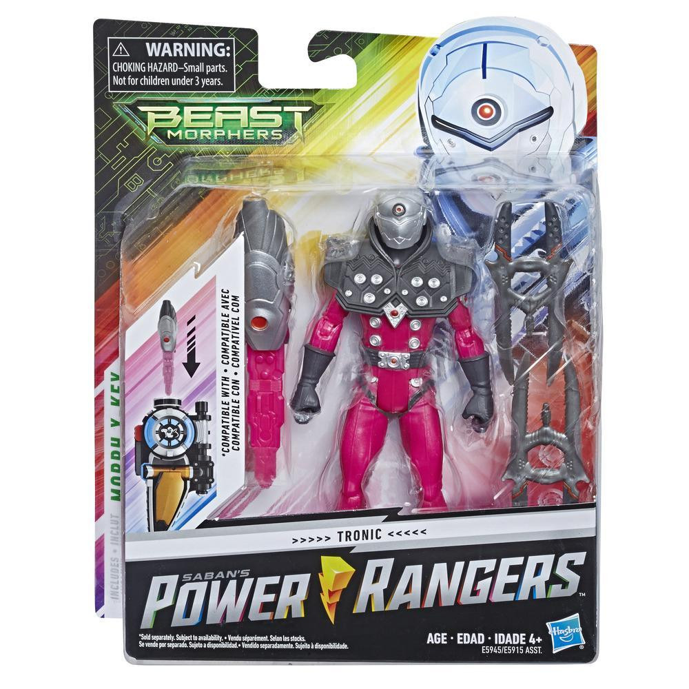 Power Rangers Beast Morphers 6-inch Tronic Figure