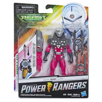 Power Rangers Beast Morphers 6-inch Tronic Figure