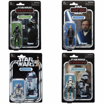 The Vintage Collection Wave 7 Set of 4 Figures