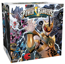 Power Rangers Heroes of the Grid Shattered Grid Expansion