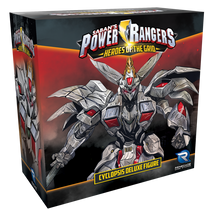 Power Rangers Heroes of the Grid Cyclopsis Deluxe Figure