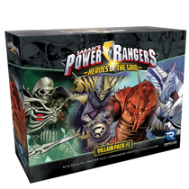 Power Rangers Heroes of the Grid Villain Pack 1