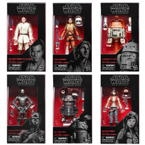 Black Series 6-inch Wave 21 Set of 6 Figures