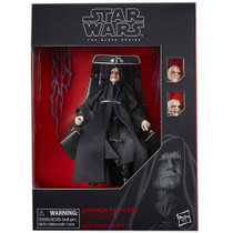Black Series 6-inch Deluxe Emperor Palpatine (Throne Room)