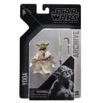 Black Series 6-inch Archive Yoda