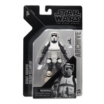 Black Series 6-inch Archive Biker Scout