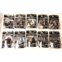 Saga 2016 Ultimate Galactic Hunt Set of 10 Figures with Protective Cases