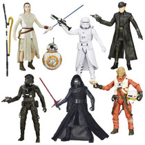 Black Series 6-inch Wave 4 Case of 6 Figures