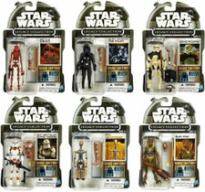 Legacy Collection Droid Factory 6 Figure Set
