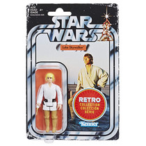 Star Wars Retro Collection Luke Skywalker