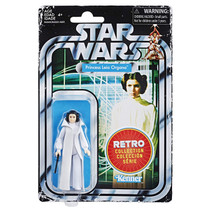 Star Wars Retro Collection Princess Leia