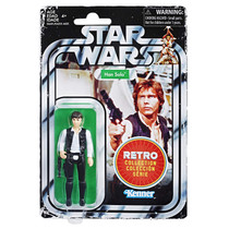 Star Wars Retro Collection Han Solo